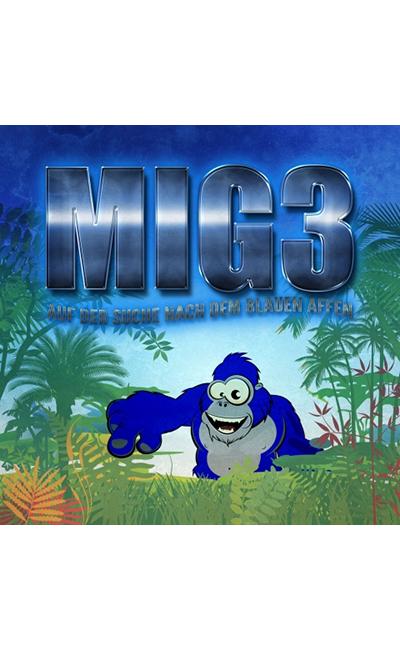 MIG3 - Auf der suche nach dem Blauen Affen (2016)