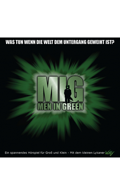 MIG - Men in Green (2011)